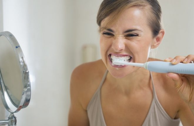 Is it possible to over brush your teeth?