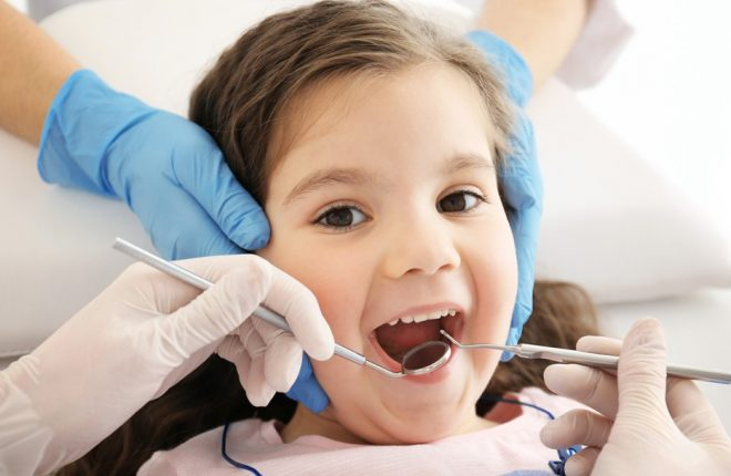 The Dental Cycle for Your Children Through the Years