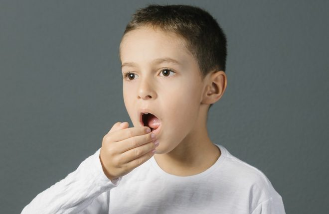 Five Reasons Why Your Child Has Bad Breath