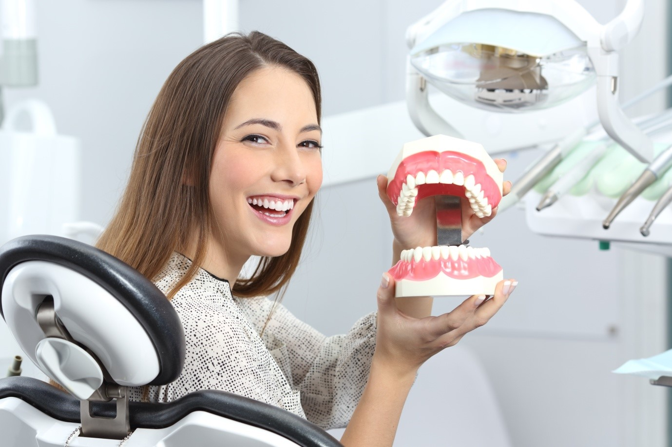 Am I Too Young to Receive Dentures?